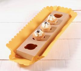Porteur 5 Mini Cupcakes