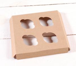 Porteur 4 Mini Cupcakes