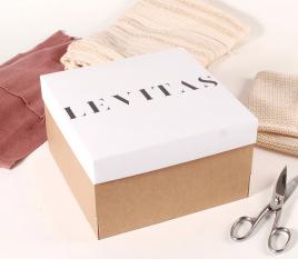 Boîte carton pour chapeaux