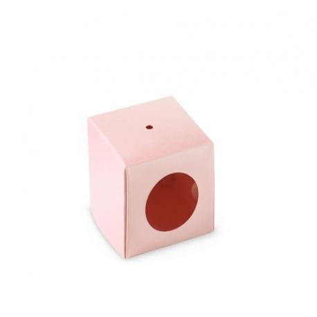 Boîte en carton individuelle cake pops