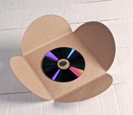 Boutons de Foam pour CD (noir)