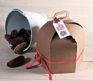 Boîte pour panettones