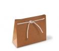 Sac carton avec cordon