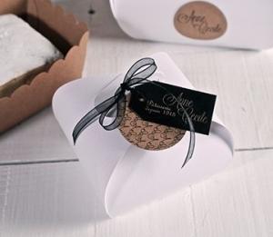 Boîte pour tartelettes
