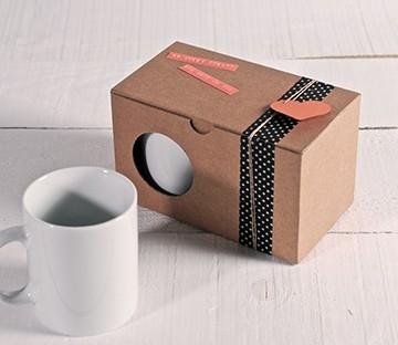 Boîte pour 2 mugs