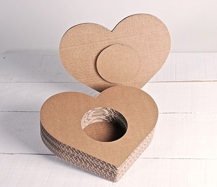 Coeur en Carton