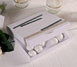 Boîte pour invitations mariage