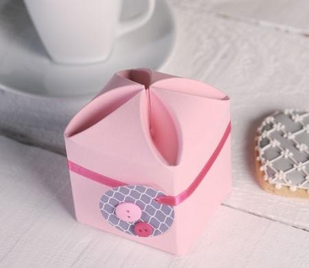 Petite bo te cadeau pour communion ou v nement - Petite boite allumette a personnaliser ...