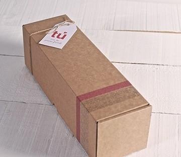 Boîtes postales pour l'envoi de bouteilles