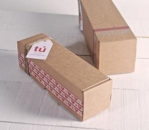 Boîtes postales de forme allongée