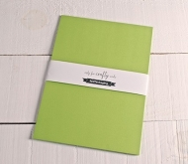 Papier vert pistache cartonné A4
