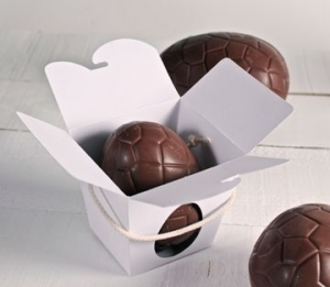Boîtes avec poignées pour Pâques