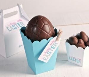 Boîtes pour fêtes de Pâques