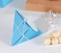 Boîte cadeau diamant
