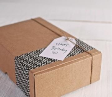 Boîtes auto-montables pour vos envois postaux