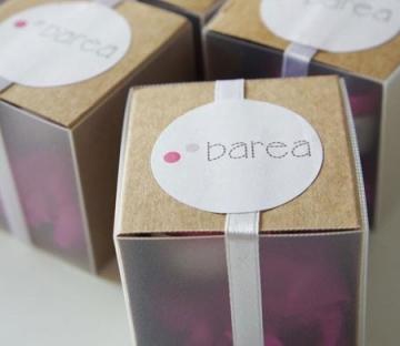 Petite boîte pour détails de mariage