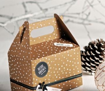 Caja de regalo impresa