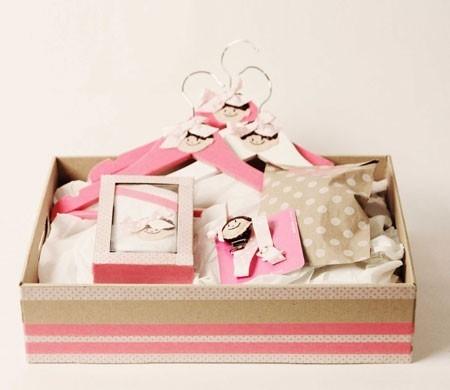 Panier cadeau pour enfants