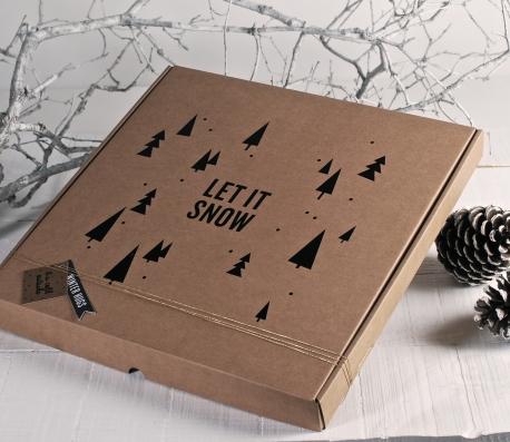 bo te de pizzas avec du vinyle d coratif. Black Bedroom Furniture Sets. Home Design Ideas