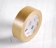 Washi Tape MT Doré