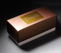 Boîte cadeau avec couvercle