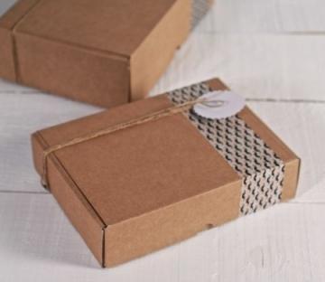 Boîtes postales rectangulaires