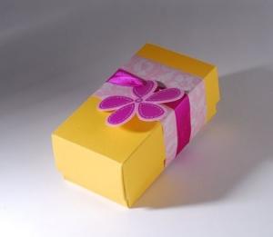 Boîte de cadeau original