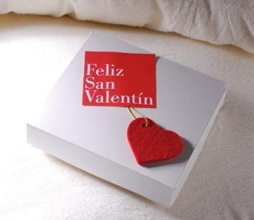 Boîte cadeau pour la Saint Valentin
