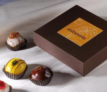 Petite boîte élégant pour des bonbons