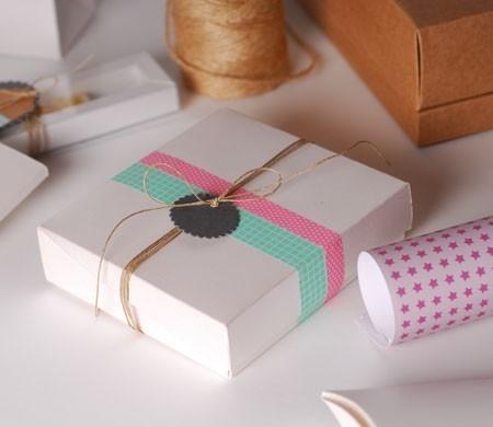 Jolie boîte cadeau