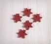 Kit d'étoiles en feutrine