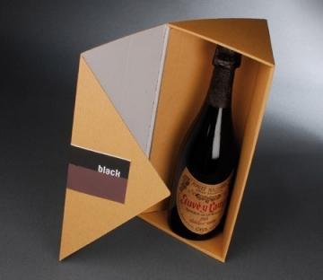 Boîte en carton pour une bouteille
