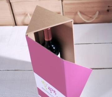 Boîte à Vin en Carton