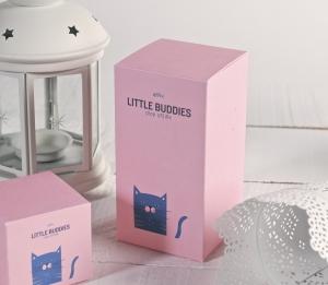 Boîte simple imprimée