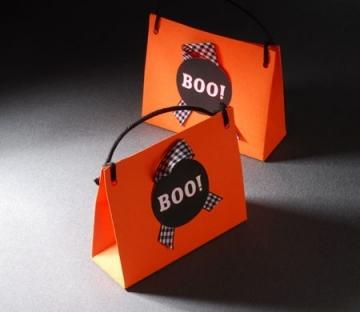 Sachet à Bonbons pour Halloween