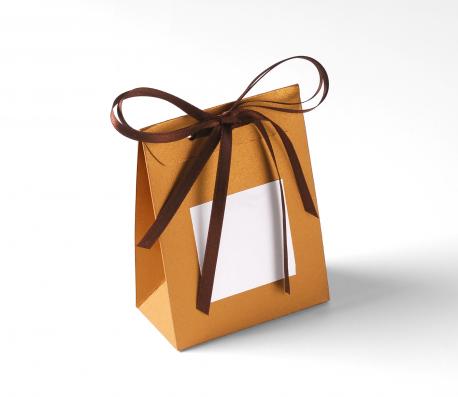 sac en carton pour bonbons et chocolats. Black Bedroom Furniture Sets. Home Design Ideas