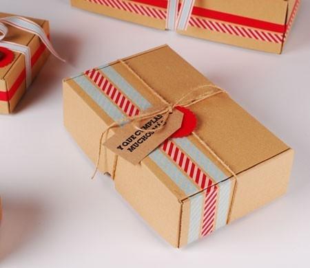 Boîte en carton automontable