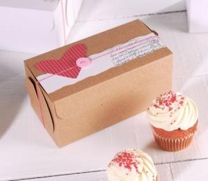 Décoration de Boîte à Cupcakes