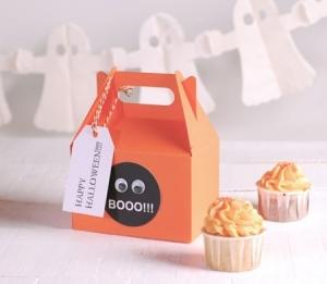 Boîte pique-nique pour Halloween