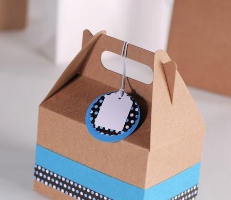 Boîte Cadeau Pique-Nique Décorée