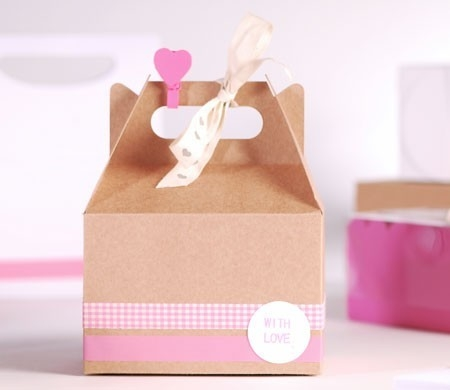 Boîte à Cupcakes Originale