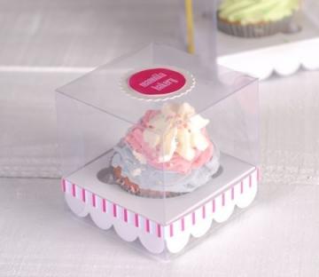 Boîte à Cupcakes pour Mariages