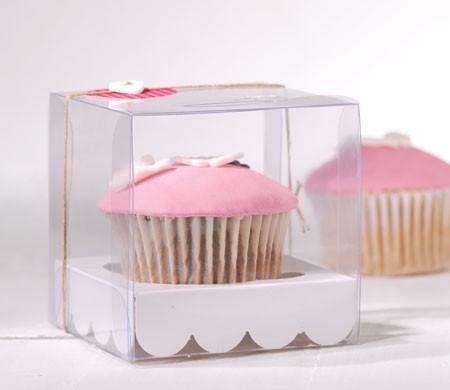 bo te pour un cupcake pour communions. Black Bedroom Furniture Sets. Home Design Ideas