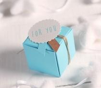 Boîte carton pour des crèmes cosmètiques