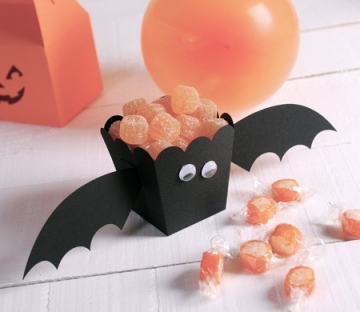 Boîte pour les fêtes de Halloween