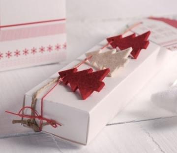 Boîte de Noël Allongée