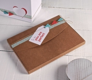 Décorer vos cadeaux pour la Saint Valentin