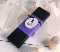 Boîte cadeau montre allongée