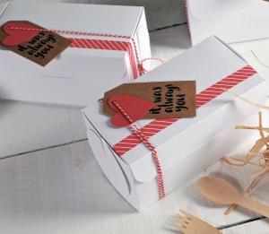 Boîte cadeau décorative pour la Saint-Valentin