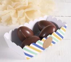 Barquette pour œufs de Pâques